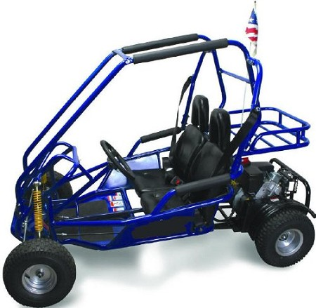ACE Trax 6.5hp 2-Seat 1WD Go-Kart - DISCONTINUED