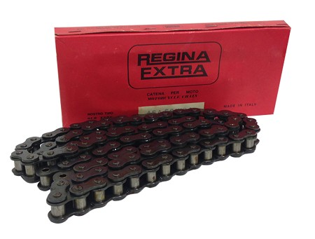 Regina Extra Chain For Harley-Davidson 74 OHV (1955+), 100 Links #530 Pitch
