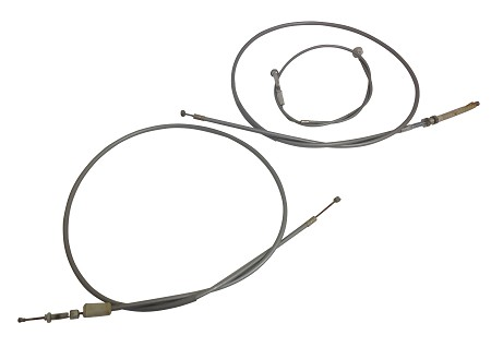 High Bar Cable Kit for Honda CB160 Motorcycle