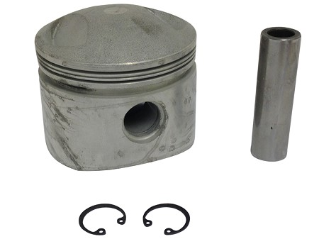 Piston with Pin for Harley-Davidson Shovelhead 80 cu in (High Compression)