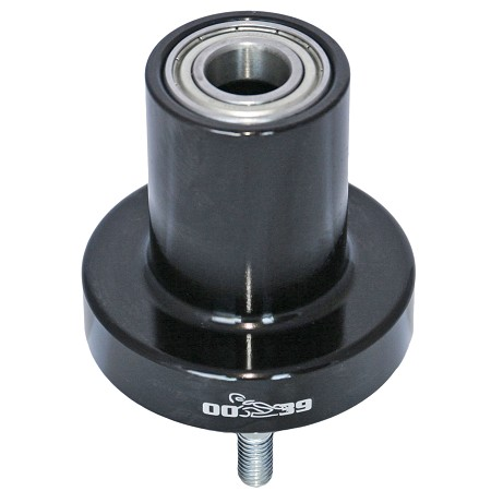 RLV 17mm Spindle X 75mm Wide Front Wheel Hub