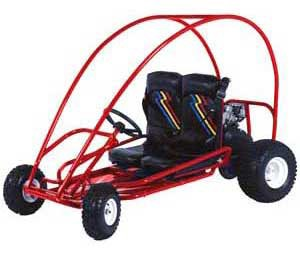 2004 Brister's Scorpion ZX265S Go Kart- DISCONTINUED