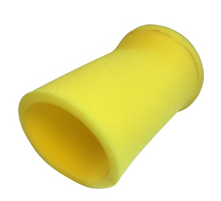 Foam Pre - Filters 3-3 /4''x 6 - Yellow (Closed End)