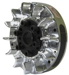Adjustable Billet Flywheel for 3HP Predator