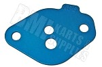 "2-Hole Blue (.275""/.325"") Restrictor Plate for Briggs Animal Engine (WKA / APS Stamped)"