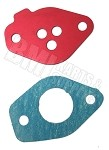 "3-Hole Red (.281"") Horstman Restrictor Plate with Gasket for Briggs Animal Engine"