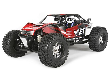 Axial Yeti XL Monster Buggy Rock Racer 4WD RTR AX90032