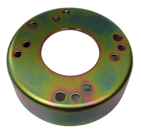 "4-1/2"" Brake Drum with 3 bolt hole patterns"