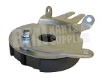 "4-1/2"" Anchor Backing Brake Assembly (minibike) 1"" Bore"