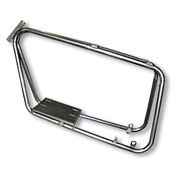 Mini-Bike Frame