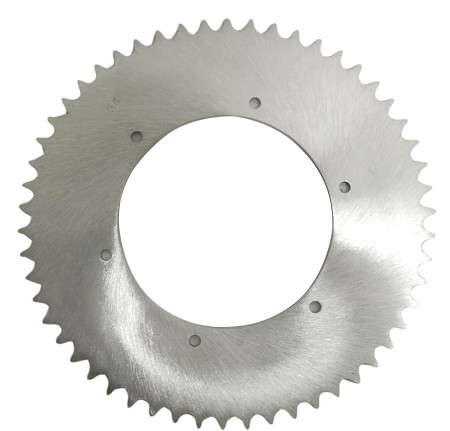 "Azusa Aluminum Sprocket Chain #520 - 5-1/4"" Bolt Circle"