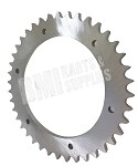 "Azusa #40 Chain Sprocket (Full) .3"" Thickness"