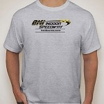 BMI Indoor Speedway Shirt - Gray