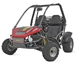 Carbide 150cc Go Kart from ASW