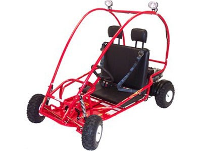 2006 Brister's Fire F1-265 Go Kart - DISCONTINUED