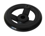 "Plastic Handwheel - 4"" from Grizzly Industrial Inc."