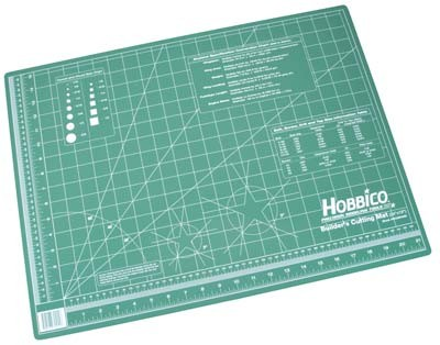 "Hobbico Builder's Cutting Mat 18""x24"""