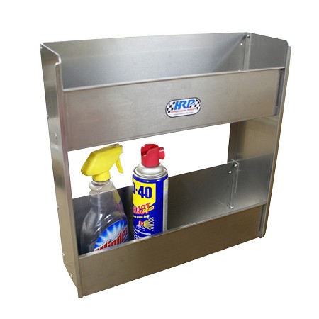 Wall Mount Lubricant Storage Tray (Small) (Aluminum)