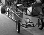 Jr. Dragster Reactor Racing Chassis
