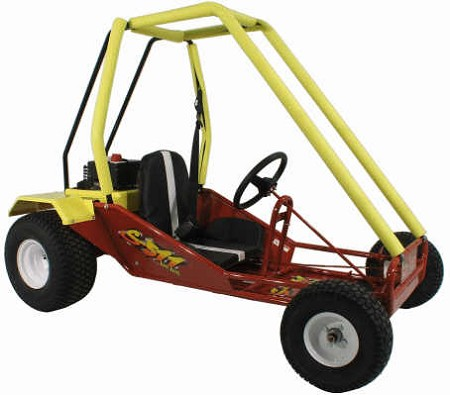 Ken-Bar S-511 Go-Cart - DISCONTINUED