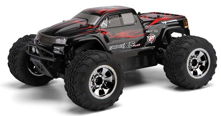 ---Discontinued--- HPI Racing Savage XS Flux 4WD Truck RC Car RTR 2.4G #106571