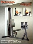 Universal Fitness Power Pak LP700 Leg Press $295