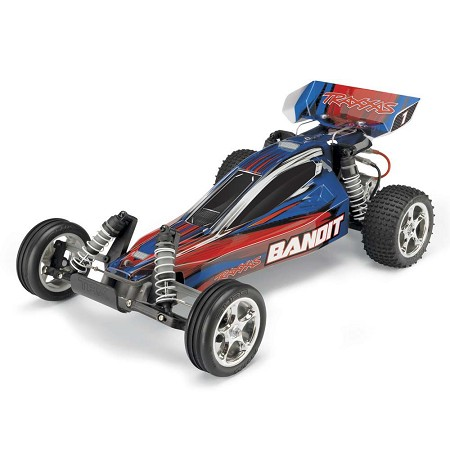 Traxxas 1/10 Bandit RTR with XL-5