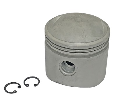 "Piston with Pin for Harley Davidson Overhead Valve Big Twins 74"" (Low Compression)"