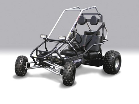 Manco Aerforce F-211 Go Kart - DISCONTINUED