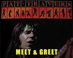 Meet & Greet with Pat Travers Band (11/15)