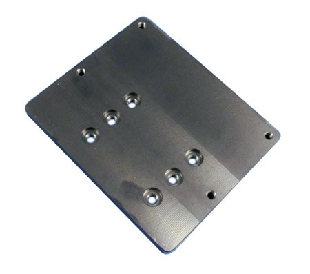 Wide Motor Mount Plate for Raptor or Animal Motors