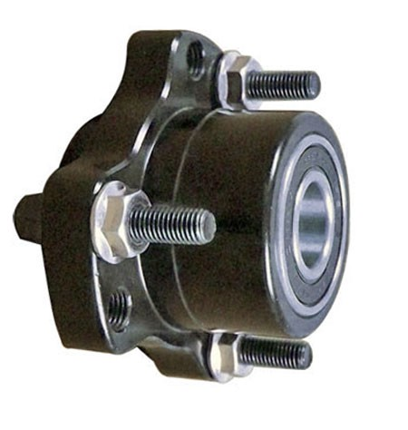 Racing Wheel Hub (Front with 5/8 Bearings)