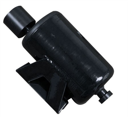 Oil Catch Can with Filter (Caliper Mount)