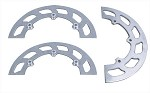 "8-1/2"" Aluminum Sprocket Guards"
