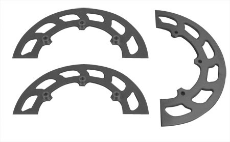 "8"" Aluminum Sprocket Guards"