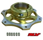 RLV Sprocket Hub - Metric (40mm or 50mm)