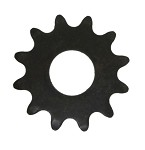 "#35 Weld-On Sprocket, 12T with 5/8"" Bore"