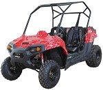 TrailMaster 150cc Challenger (Extended Youth/Adult Utility Vehicle)