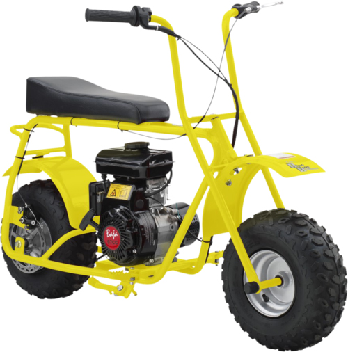 Doodlebug 97cc mini bike manual