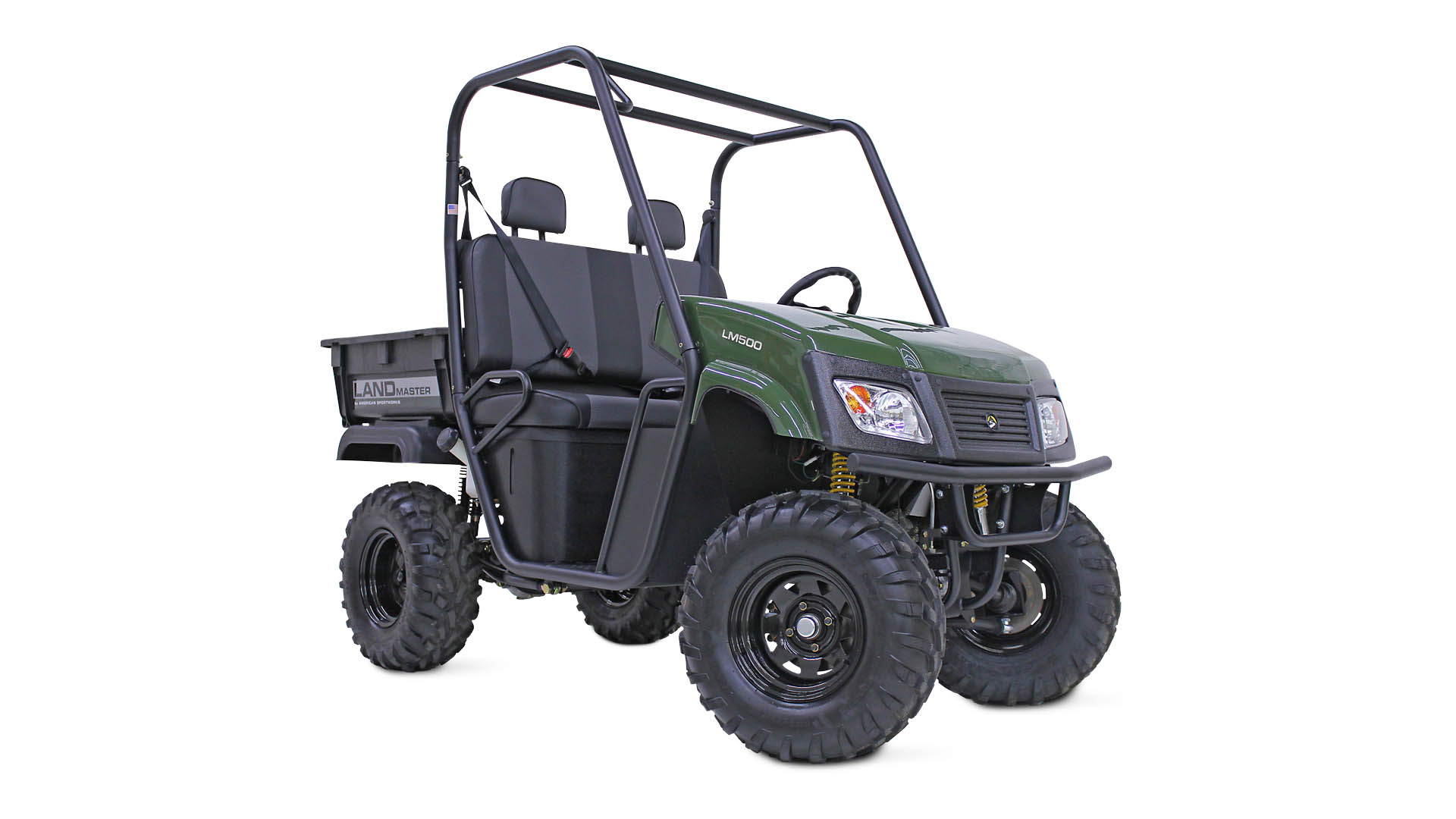 American LandMaster Go-Kart and UTV Manuals and Parts Breakdowns