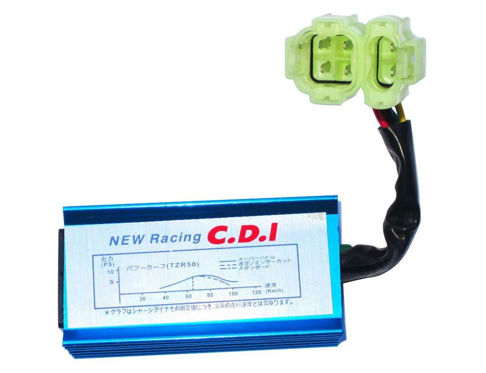 Racing CDI (AC) for GY6, 150cc Engine | 010000 | BMI Karts And Parts