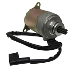 Starter Motor for GY6, 150cc Engine Crankcase