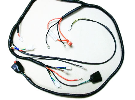 Engine Wiring Harness for Yerf-Dog CUVs on suspension harness, dodge sprinter engine harness, engine harmonic balancer, oem engine wire harness, engine control module, hoist harness, bmw 2 8 engine wire harness,