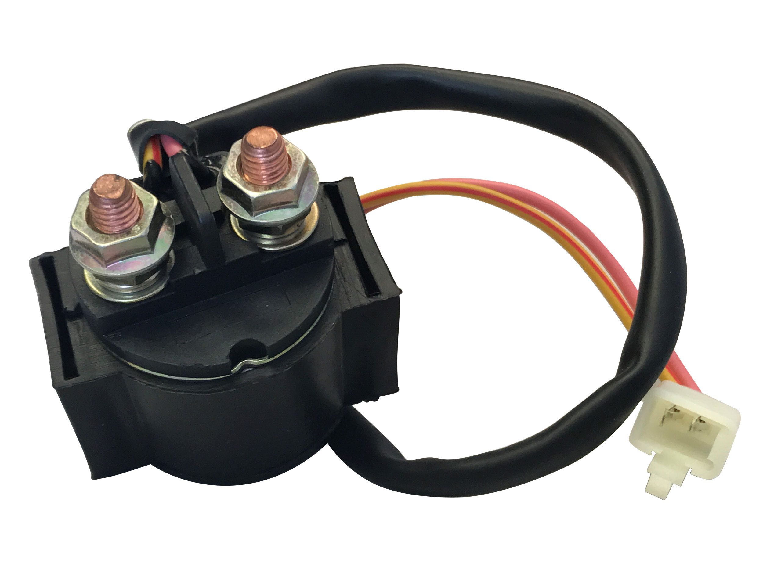 Starter Relay / Solenoid for GY6, 150cc Engine | 05777 | BMI Karts And Parts