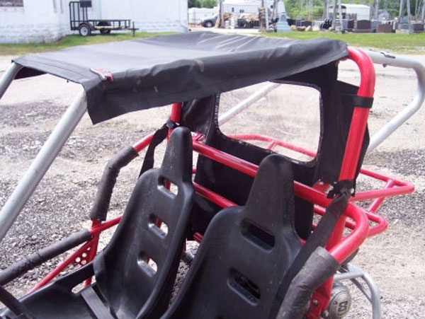 Canopy Top for Yerf-Dog Go-Kart | 06247 | BMI Karts And Parts