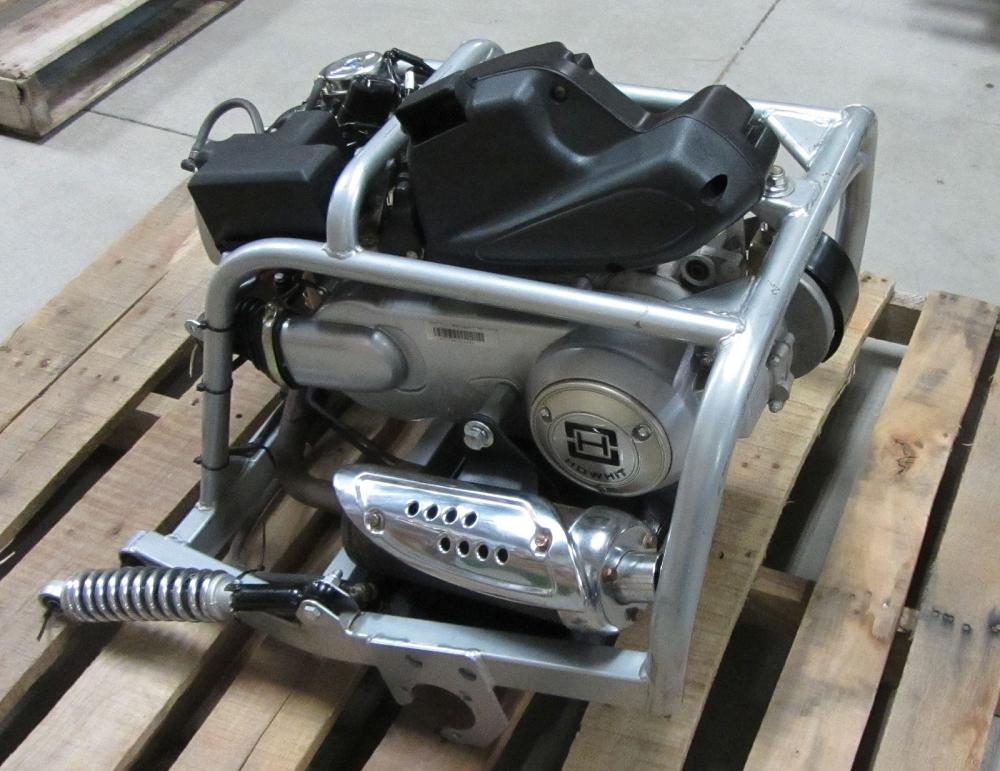 Helix 150cc Go Kart Manual
