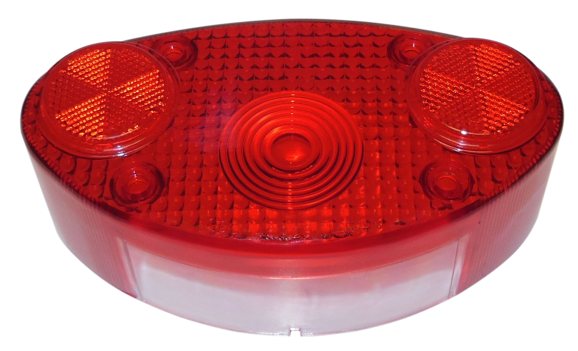 Tail Light Lens for Kawasaki