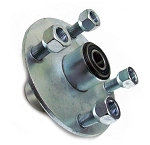 4 x 4 Galvanized Wheel Hub (Front with 5/8