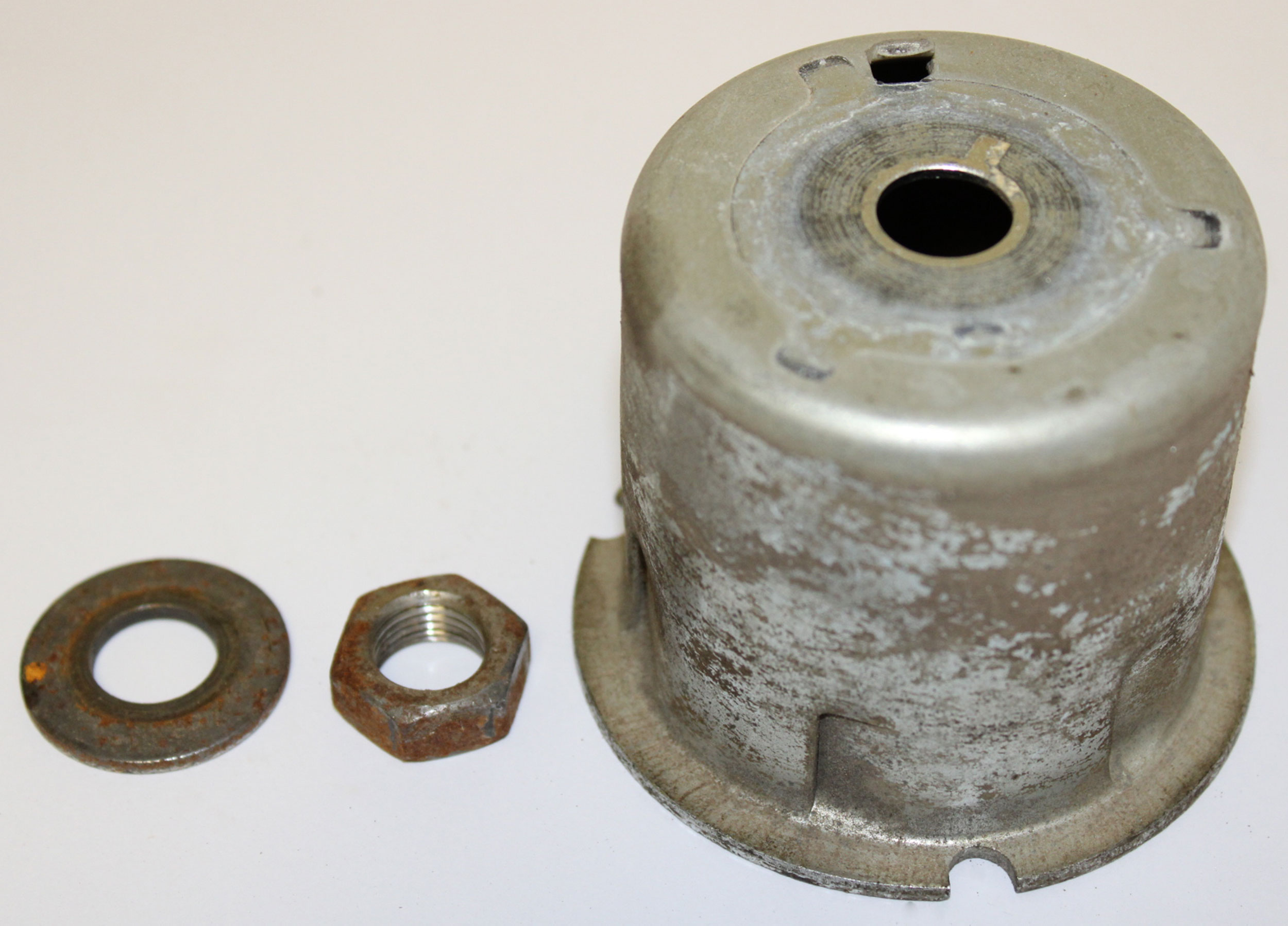Tecumseh Recoil Stater Cup - Used | 35985BU | 35985B | BMI Karts And Parts
