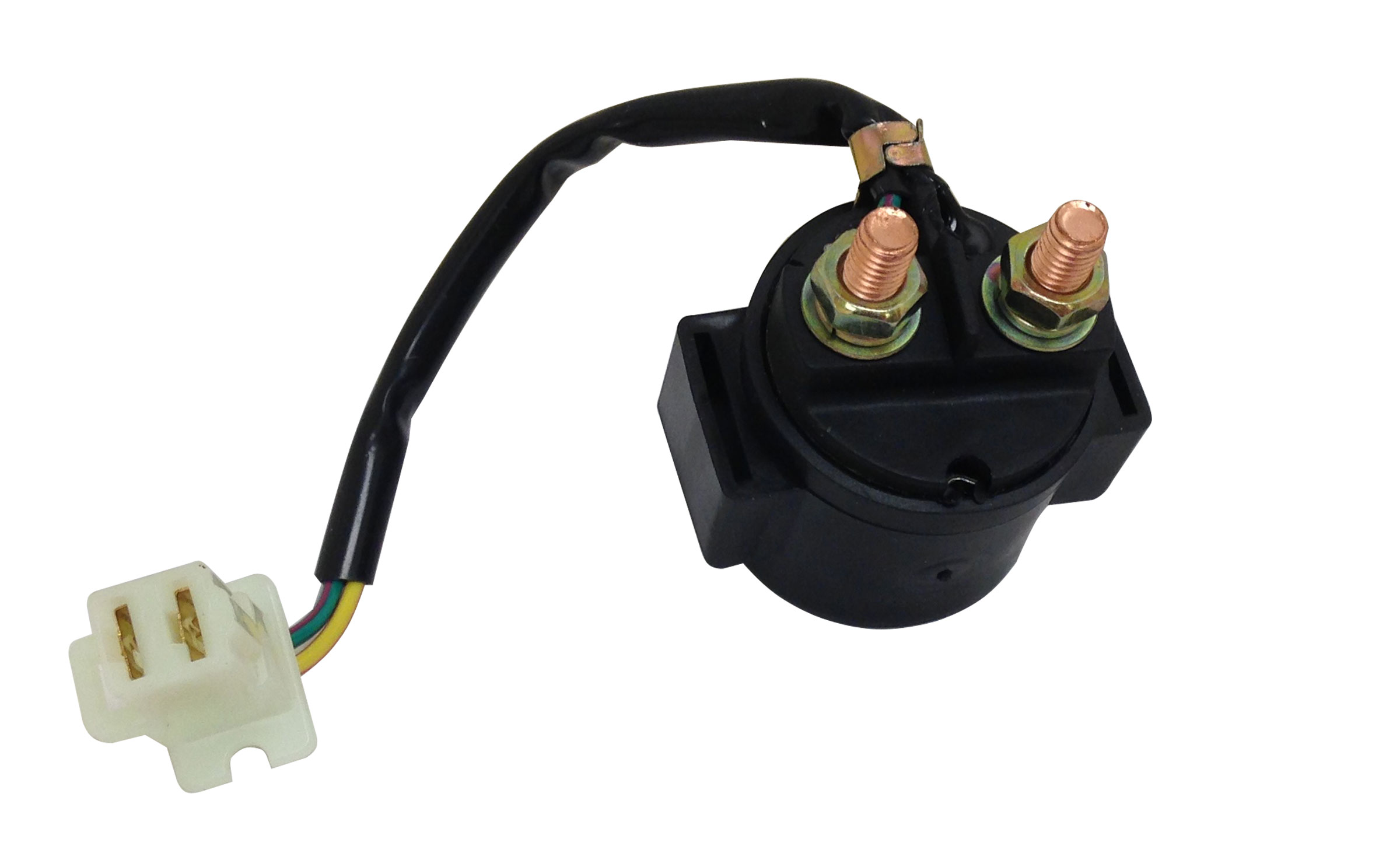 Starter Relay Solenoid for 150cc Go Karts | 400494 | BMI Karts And Parts